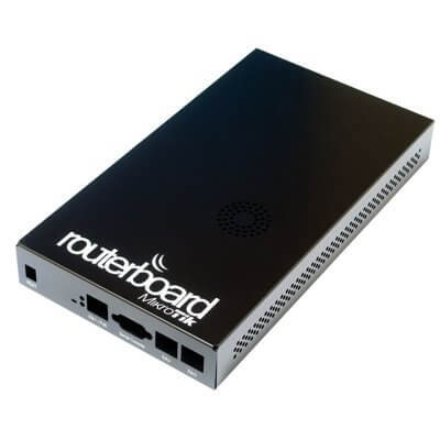 MIKROTIK Indoor case per RouterBoard RB800 CA800