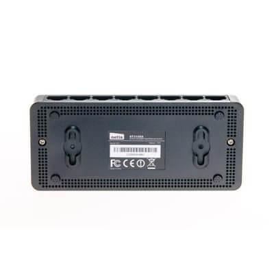 NETIS ST3108S SWITCH LAN 8 PORTE ETHERNET 10/100 MBPS RJ45 SDOPPIATORE HUB