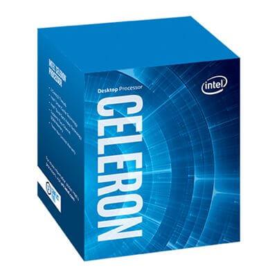 CPU BOX INTEL CELERON G4900 @3.10GHZ 2MB CACHE SKT FCLGA 1151 COFFEE LAKE (1151-V2) - NON COMPATIBILE CON MAINBOARD 1151 SKYLAKE