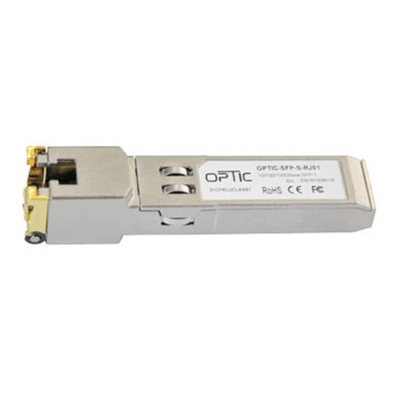 OPTIC OPTIC-SFP-S-RJ01