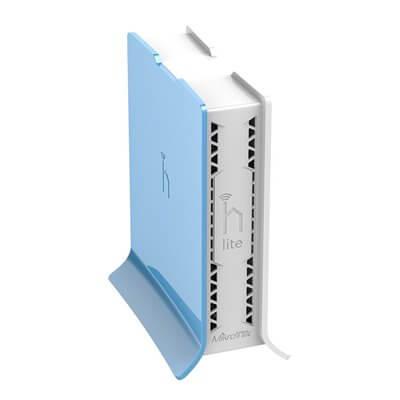 MIKROTIK ROUTERBOARD HAP LITE RB941-2nD-TC - Wireless Access Point, 650MHz, 4x Ethernet LAN, 2.4Ghz RouterOS Lv.4