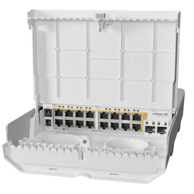 Mikrotik Cloud Router Switch CRS318-16P-2S+OUT
