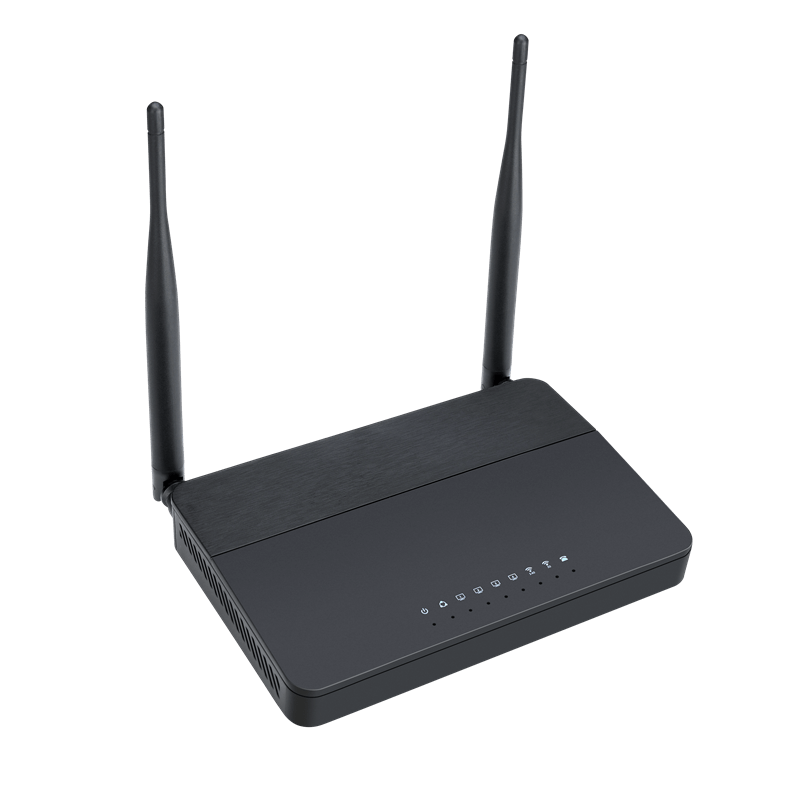 FLYING VOICE FWR9601 - VoIP Wireless Router , 1 WAN , 4 LAN , 2 FXS, 1USB , WIFI 2,4/ 5 GHZ DUALBAND AC