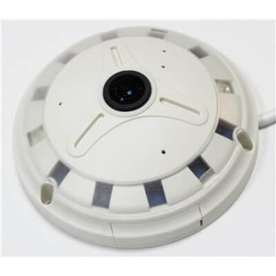 Telecamera IP FishEye Wi-Fi - N360-UFO W