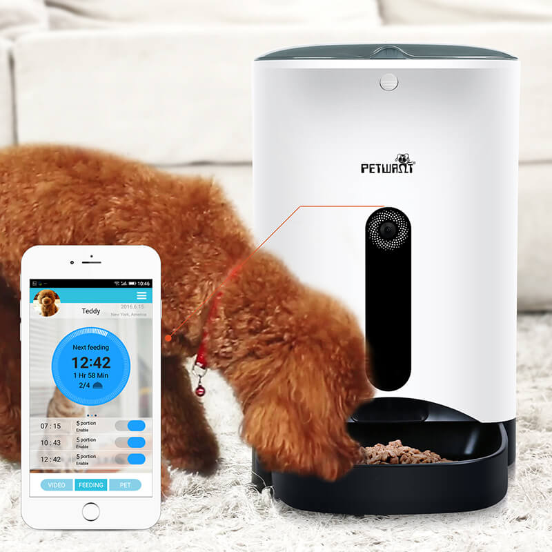 Smart Pet Feeder WiFi - PAPPY