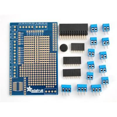 Adafruit Prototyping Pi Plate Kit per Raspberry Pi