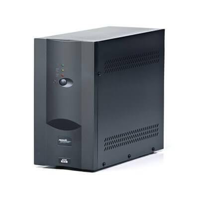 MACHPOWER UPS 1300VA/720W METAL 2*12V/7AH, 2*OUTPUT, 1*USB, SOFTWARE SHOTDOWN UPS-LIT13M