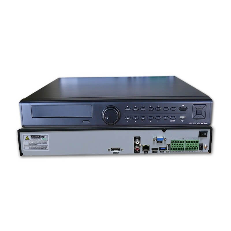 Network Video Recorder - NVR 8016 MPX