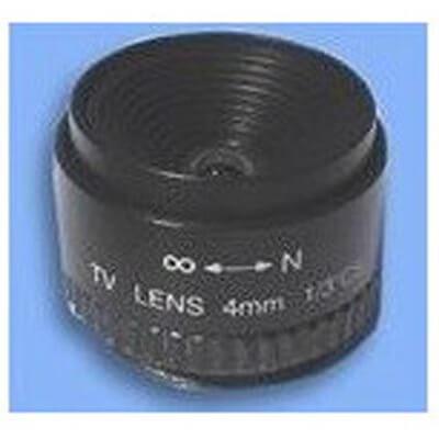 Ottica o lente per telecamera - LENTE CS 2,1 MM