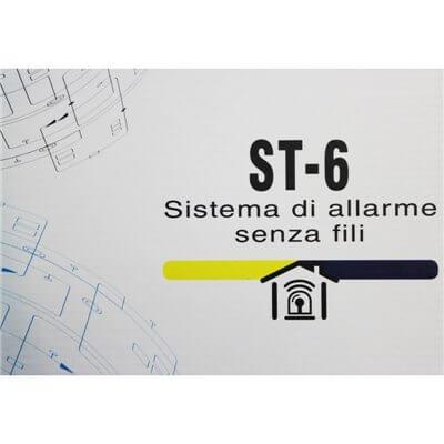 Centralina GSM - Defender ST-6