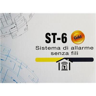 Centralina GSM - Defender ST-6 Gold