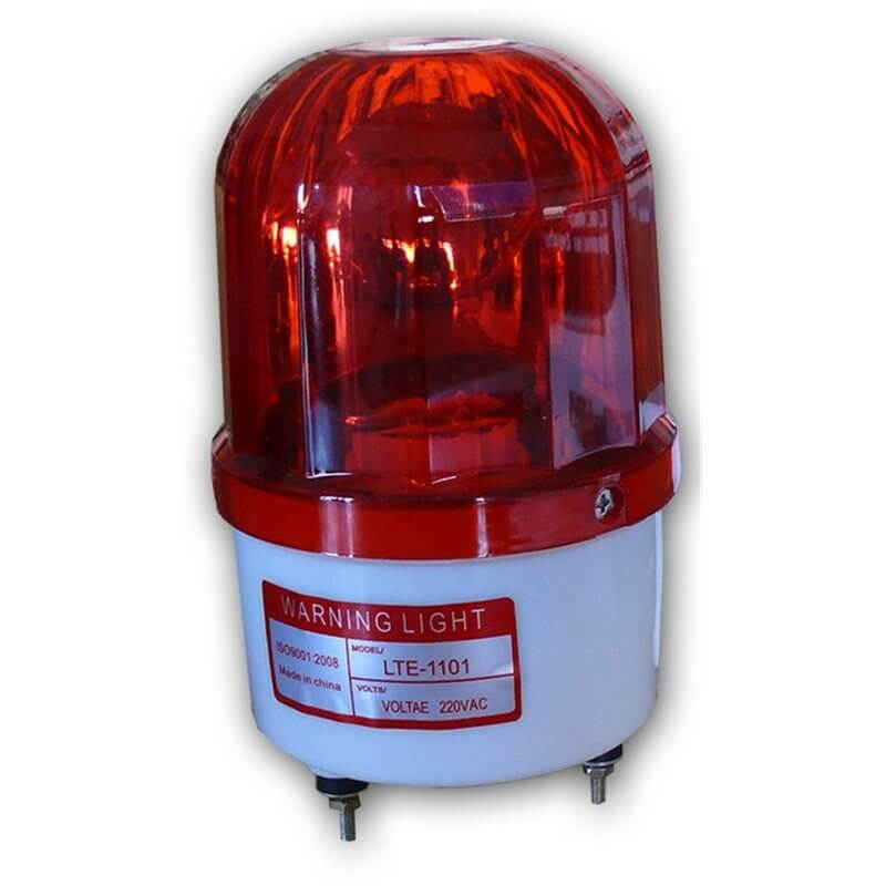 Luce intermittente per apricancello Gate Solar e Swing - FLASH LIGHT per Gate Solar-Swing