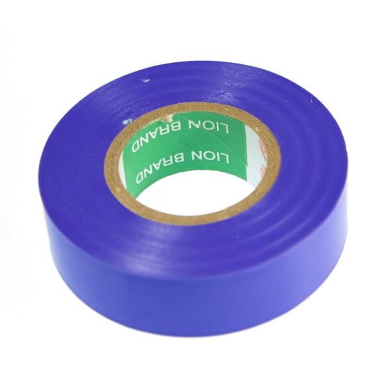 Nastro isolante 19mm 20m blu