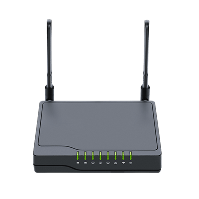 FLYING VOICE FWR7102 - VoIP Wireless Router , 1 WAN , 3 LAN , 2 FXS