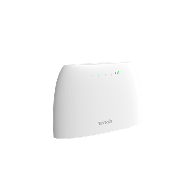 TENDA 4G03 Router 4G LTE Wi-Fi N300 fino a 150Mbps