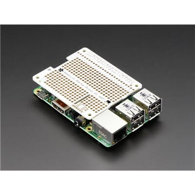 Adafruit Perma-Proto HAT for Pi Mini Kit - No EEPROM per Raspberry Pi