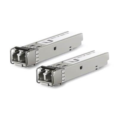 Ubiquiti SFP 1,25G, MM LC 550m Dual-Fiber 850nm 2-pack  UF-MM-1G