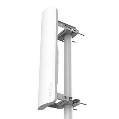 Antenna Settoriale Mikrotik RB921GS-5HPacD-19S 5GHZ 19DBI 2X2 (H+V) RouterOs L4