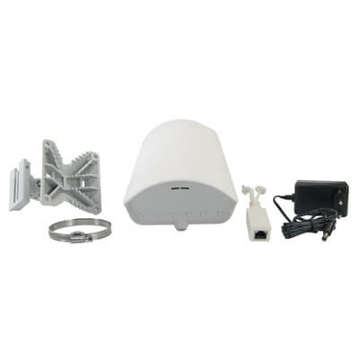 Antenna Settoriale Mikrotik RB921GS-5HPacD-15S 5GHZ 15DBI 2X2 (H+V) RouterOs L4