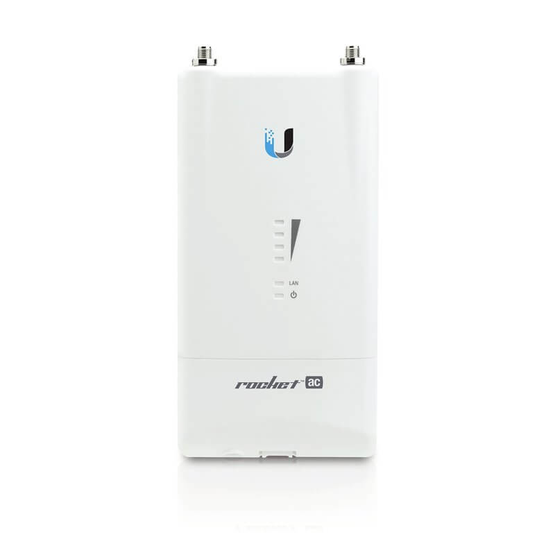 Ubiquiti Rocket R5AC-Lite - CPE access point outdoor POE 5GHz  AirOS 7