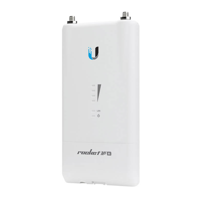 Ubiquiti Rocket R5AC-PTMP - CPE access point outdoor POE 5GHz AirPRISM