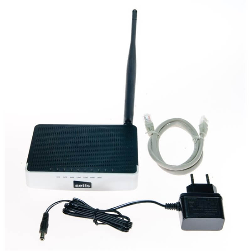 NETIS WF2411PS 150MBPS WIRELESS N 2.4GHZ 802.11BGN ACCESS POINT ROUTER 10-30V PoE-out (18V 750mA)