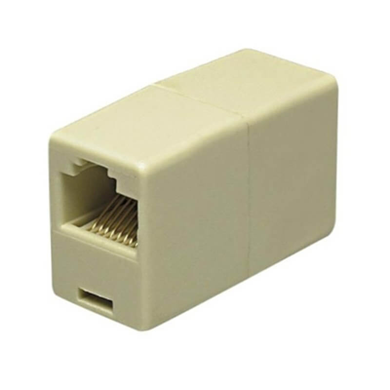 CONNETTORE RJ45 FEMMINA / FEMMINA CAT 5e