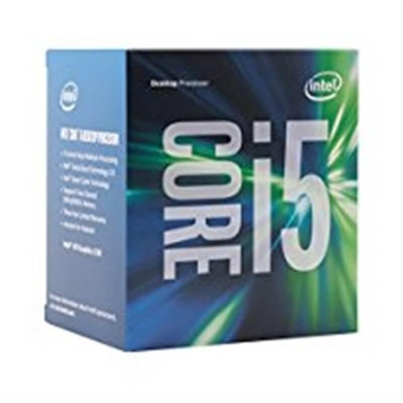 CPU BOX INTEL CORE I5-7400 @3.00GHZ 6M CACHE SKT. LGA 1151 KABY LAKE
