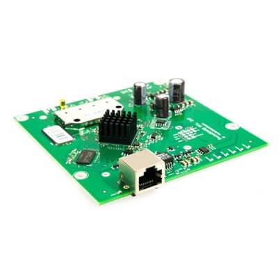 MIKROTIK ROUTERBOARD 911 Lite2  RB911-2Hn - Wireless Access Point, 1xLAN, 2.4Ghz RouterOS Lv.3