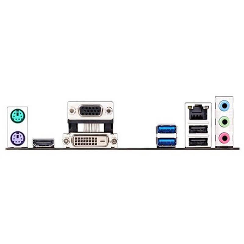 SCHEDA MADRE ASUS H81M-P PLUS SKT1150 (MATX/H81)