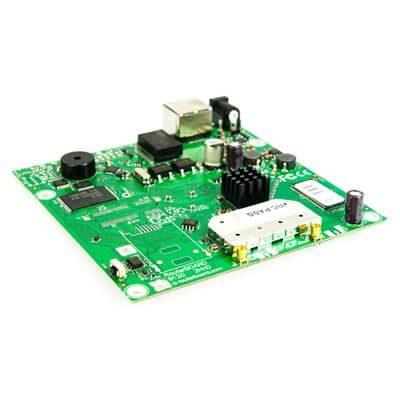MIKROTIK ROUTERBOARD RB911G-2HPnD- Wireless Access Point, 1xLAN, 2.4Ghz RouterOS Lv.3