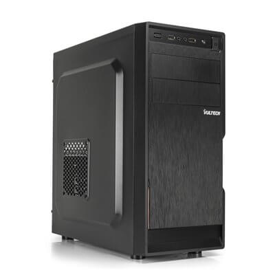 VULTECH CASE MIDDLE TOWER ATX CON ALIMENTATORE 500W - GS-1696