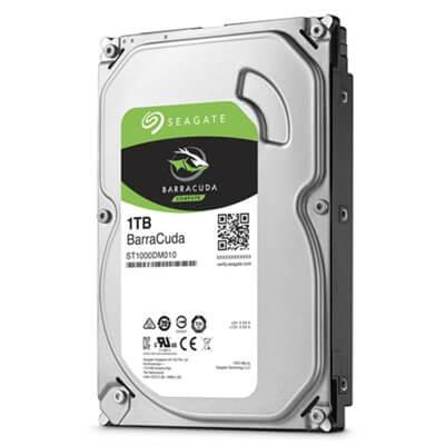 "HDD HARD DISK 3,5"" 1000GB 1TB SEAGATE SATA 3 ST1000DM010 BARRACUDA"