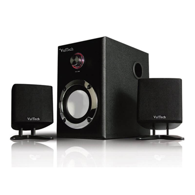 SPEAKERS VULTECH 2.1 SP-2006 15W