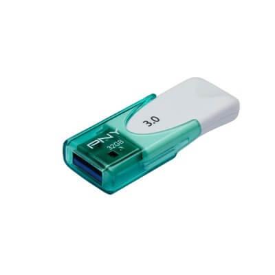 PENDRIVE USB 3.0 32GB PNY ATTACH� 4 FD32GATT430-EF