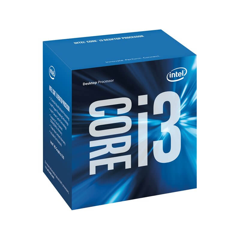CPU BOX INTEL CORE I3-7100 @3.90GHZ 3M CACHE INTELLIGENTE SKT. LGA 1151