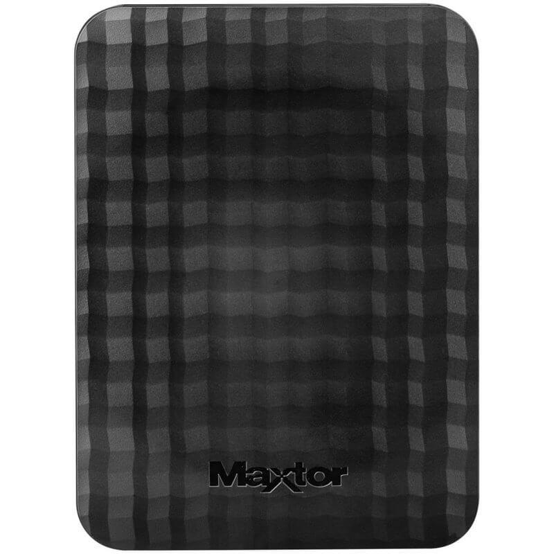 """HARD DISK HDD ESTERNO 2TB 2,5"""" USB 3.0 MAXTOR SEAGATE STSHX-M201TCBM NERO"""