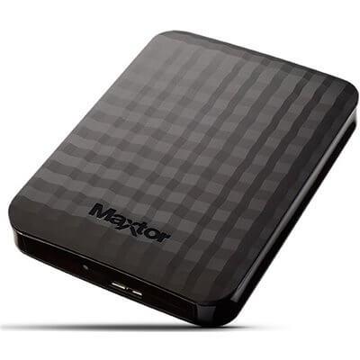 """HARD DISK HDD ESTERNO 1000GB 1TB 2,5"""" USB 3.0 MAXTOR/SEAGATE STSHX-M101TCBM"""