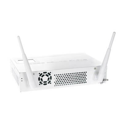 MIKROTIK CLOUD ROUTER SWITCH CRS109-8G-1S-2HnD-IN , 8xLAN, 1xSFP, 2,4Ghz RouterOS Lv.5