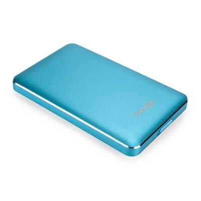"VULTECH BOX ESTERNO 2.5"" HDD SATA USB 3.0 - BLU GS-45U3B"