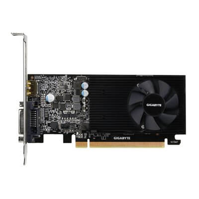SCHEDA VIDEO 2GB GDDR5 NVIDIA GEFORCE GT730 GIGABYTE GV-N730D5-2GI REV. 2