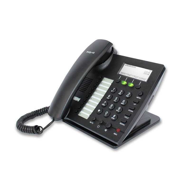 FLYING VOICE IP622CWP Business VOIP IP Phone , WIFI , POE