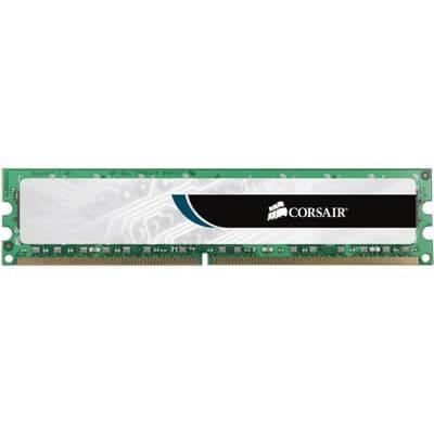 RAM DIMM DDR3 1333MHZ CL9 2GB CORSAIR VS2GB1333D3