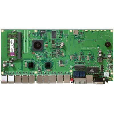 MIKROTIK ROUTERBOARD RB1100AHx2 , 13xLAN,  RouterOS Lv.6