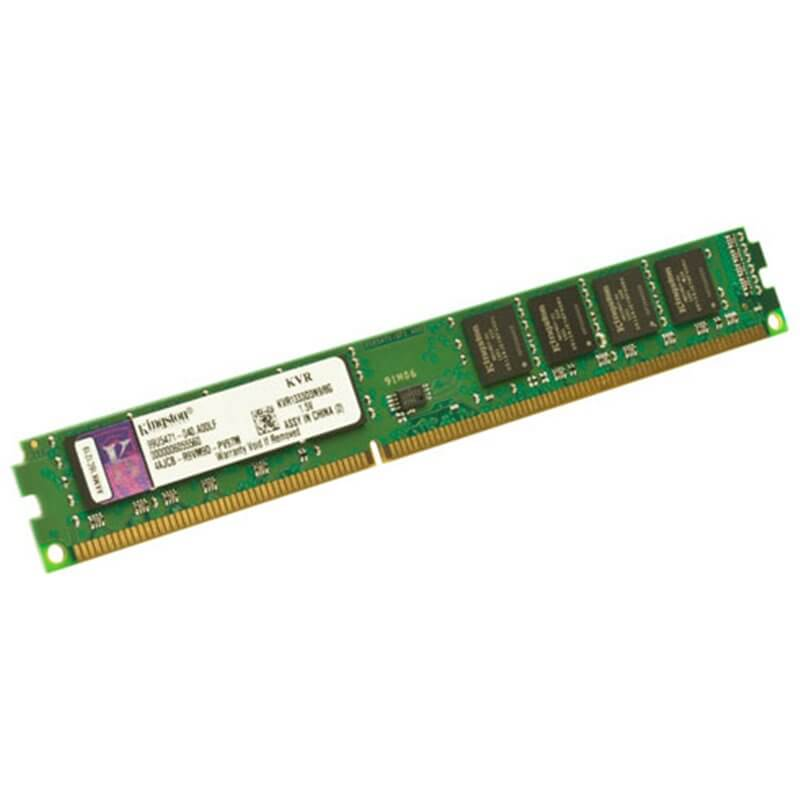 RAM DIMM DDR3 1600MHZ CL11 4GB KINGSTON KVR16N11S8/4