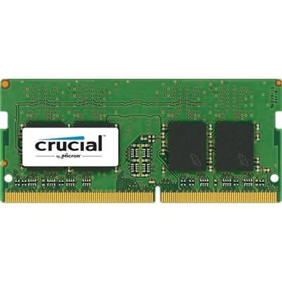 RAM SO-DIMM DDR4 2133MHZ CL15 4GB CRUCIAL CT4G4SFS8213