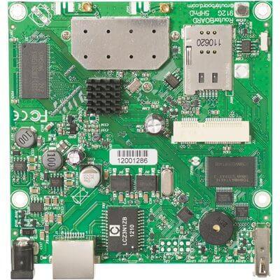 MikroTik RouterBOARD RB912UAG 5HPnD
