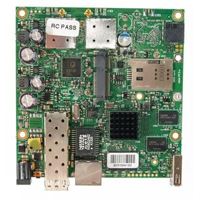 MikroTik RouterBOARD RB922UAGS 5HPacD 802.11ac 866Mbps