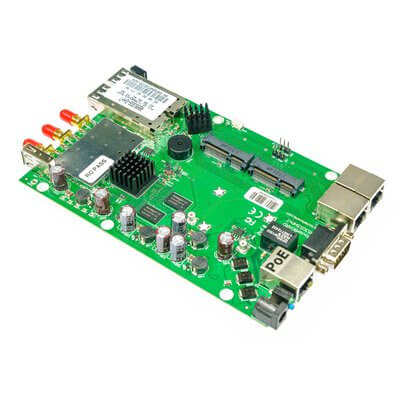 MikroTik RouterBOARD RB953GS 5HnT RP (3x RPSMA)