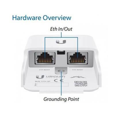 Ubiquiti Ethernet Surge Protector ETH-SP-GEN2
